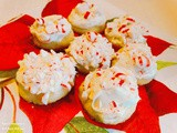 Peppermint Meltaways for Your Cookie Platter