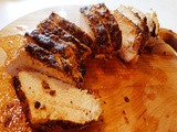 Spicy Roasted Pork Tenderloin