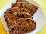 Tasty Banana Bread with Dried Cherries