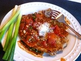 Veal Cutlets with Tomato and Basil