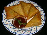 Dragon samosa