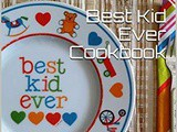 "Announcing my latest book: ""Best Kid Ever Cookbook"""