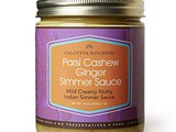 Calcutta Kitchens Simmer Sauce, Parsi Cashew Ginger, 16 Ounce