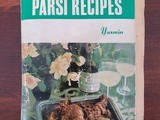 "Cookbook: ""favourite parsi recipes"" by Yasmin Sibal"