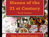 Cookbook: Manna of the 21st Century. Parsi Cuisine (Paperback)