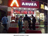 Discover Parsi Fast Food right next to McDonalds