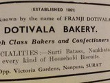Dotivala Bakery completes 158 years – one of the longest surviving businesses in India