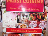 Free shipping for Parsi Cuisine Cookbooks – From 29th November to 5th December, 2018