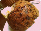 Katy Dalal's Christmas Pudding with Brandy Butter