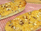 Oats and honey mawa cake by SodaBottleOpenerWala and Huffington Post