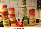 Tip of the day: Keep these spices stocked in the kitchen