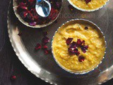 Tal Kheer or Asian Plam Fruit Pudding