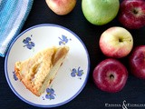 Torta di mele rovesciata - Uspide-down apple pie