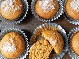 Carrot - Coconut Muffins