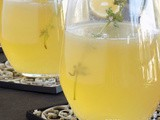 Lemonade with Thyme and Gin