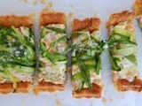 Zucchini Tart with Lemon Thyme - Greek Recipe