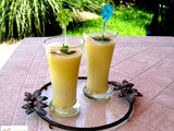 Indian Summer Beverage Inspirations: Lassi and Coolers