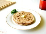 Kale and Cauliflower Paratha: a Stuffed Flat-Bread
