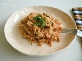 Mint and Tomato Basmati Rice
