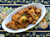 Parsi Chicken Bafat, a Good Ole Home-cooked Meal