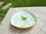 Parsley and Potato Raita: a Refreshing Yogurt Salad
