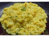 Satisfaction in a Bowl: Basic Version of Indian Lentil-n-Rice 'Khichdi'