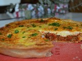 Tangy Spiced Tomato Egg Tart…Delicious Twist on a Parsi Special