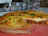 Tangy Spiced Tomato Egg Tart: Delicious Twist on a Parsi Special