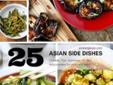 25 Asian Side Dishes