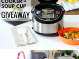 A Healthy New Year Tiger Rice Cooker and Soup Cup Giveaway