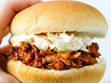 Barbecue Pulled Jackfruit Sandwiches