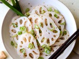 Chinese Lotus Root Salad