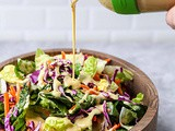 Homemade Honey Mustard Dressing (Lightened Up!)