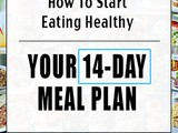 How To Start Eating Healthy – Your 14-Day Meal Plan