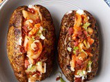 The Best Air Fryer Baked Potato
