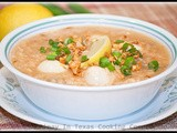 Arroz TapLog  - Beef and Egg Arroz Caldo for kcc Challenge
