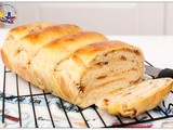 Bacon and Cheese Bread Using Tangzhong Method