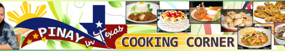 Very Good Recipes - Pinay In Texas Cooking Corner