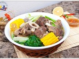 Bulalo (Bone Marrow Soup)