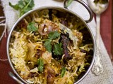 Chicken Biryani from Sunshine and Smile