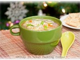 Chicken Sotanghon Soup and our Noche Buena Menu