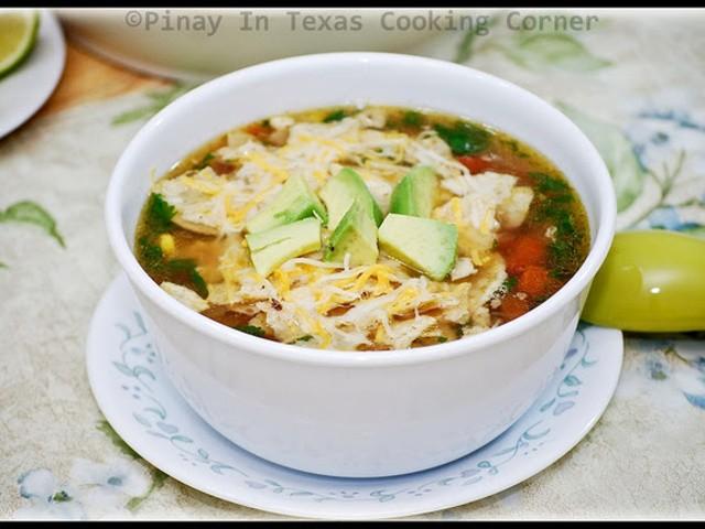 Texas pinay cooking