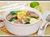 Nilagang Pork Buto-buto (Pork Neck Bone and Vegetable Soup) and a Giveaway