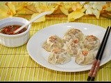 Pork Siomai (Pork Dumplings)
