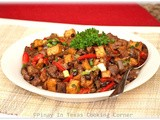 Pork With Tofu and Black Beans in Oyster Sauce