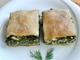 Spanakopita with Handmade Phyllo from Culinary Flavors