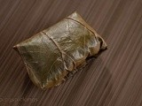Lotus Leaf Glutinous Rice Packets