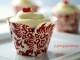Red Velvet Cupcakes : An Opinion & a Recipe