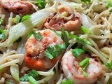 Simple Shrimp Pasta