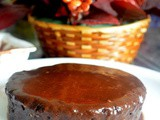 Chocolate Glaze for Cake - Easy Chocolate Glaze Icing Recipe with Cocoa powder